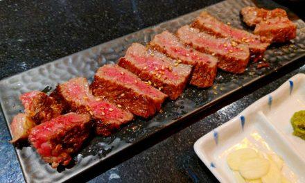Eat Singapore Wagyu at Yen Yakiniku