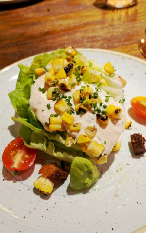 Corn Salad The Bird Southern Table Singapore
