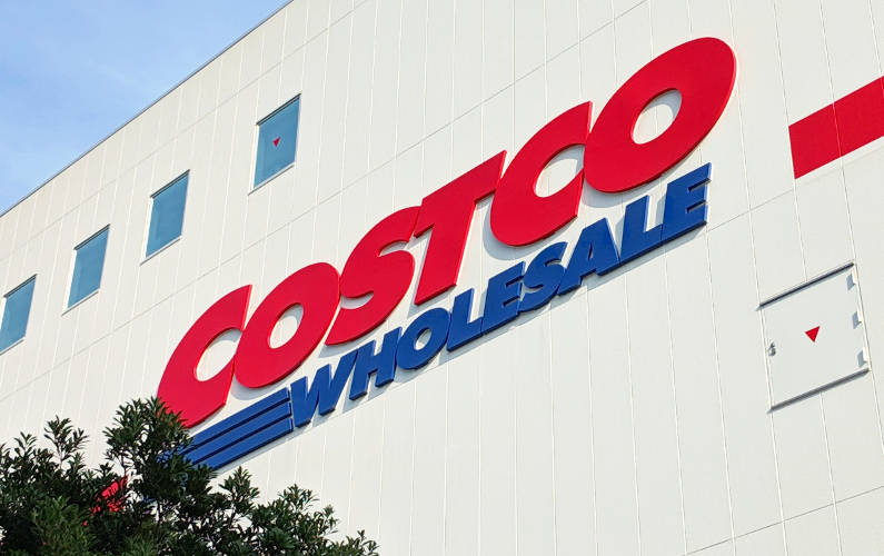 Making a Supply Run to Costco Warehouse Iwilei