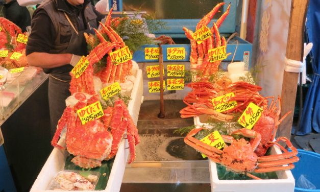 18 Tokyo Reminders to Visit the Old Tsukiji Market