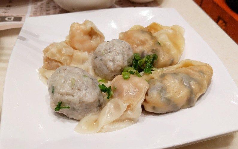 Dim Sum Chee Kei Hong Kong China