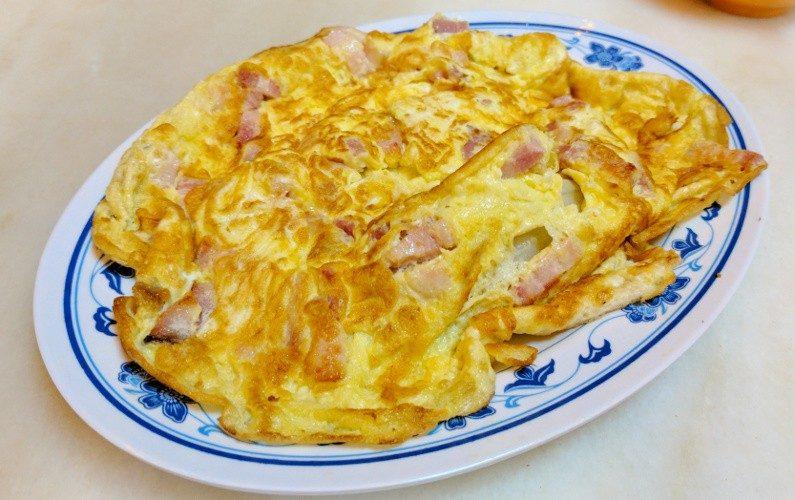 Egg New Ubin Seafood Singapore
