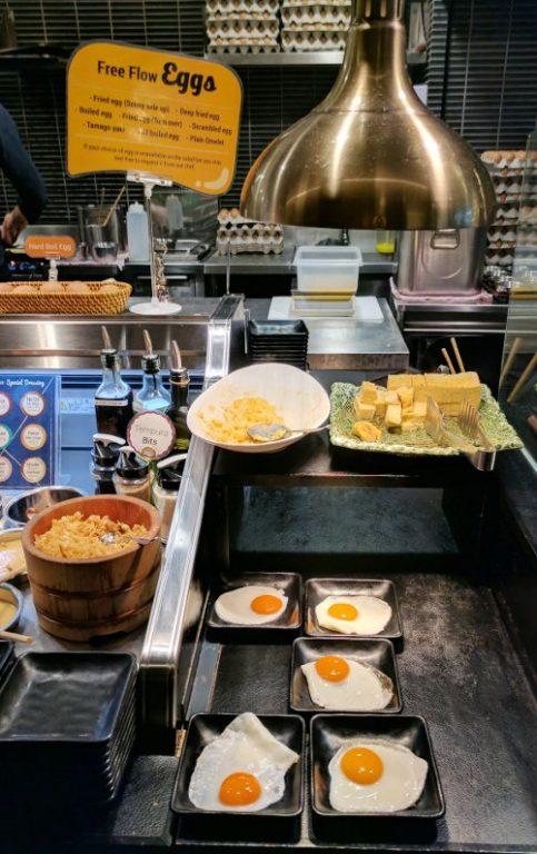 Egg Station Hamburg Steak Keisuke Singapore