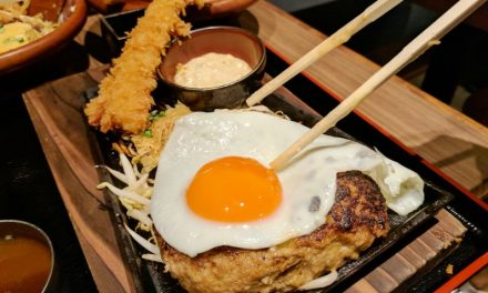 Eat Tanjong Pagar Hamburger at Hamburg Steak Keisuke
