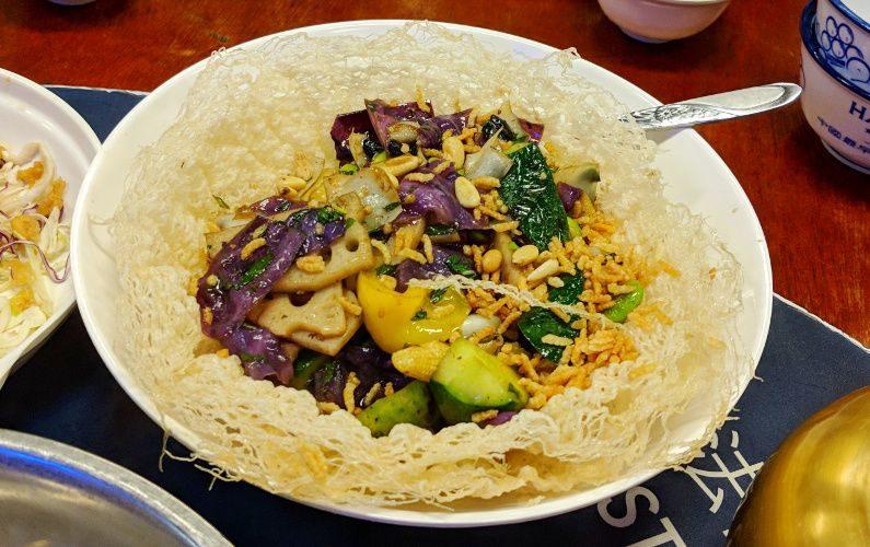 Eggplant Tung Po Kitchen Hong Kong