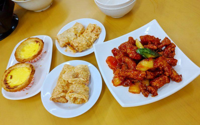 First Dim Sum Dishes Swee Choon Tim Sum