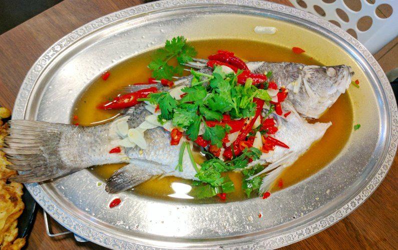Fish Thai Tantric Authentic Thai Cuisine Singapore