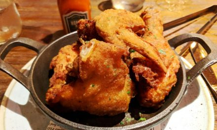 Eat Singapore Fried Chicken at The Bird Southern Table