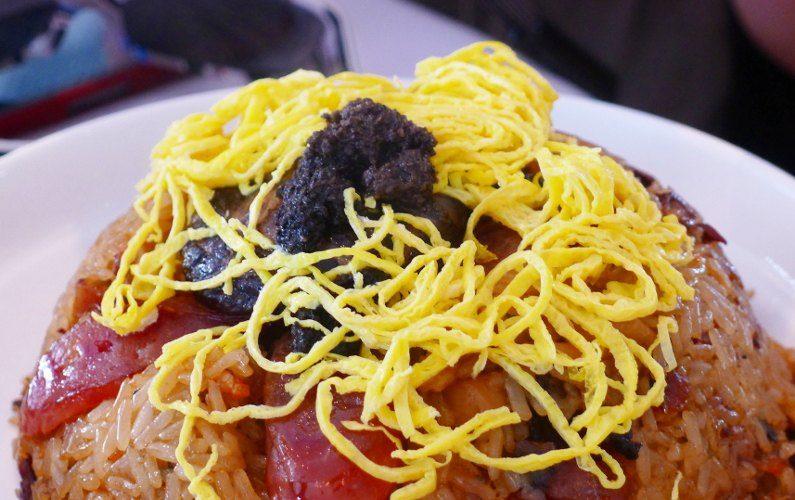 Fried Rice Dragon King Hong Kong China