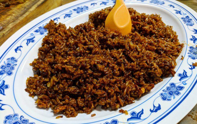 Fried Rice New Ubin Singapore