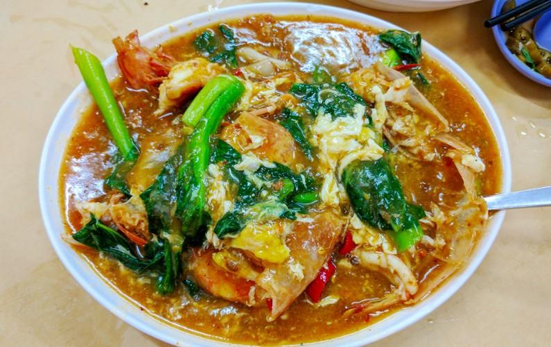 Eat Singapore Chinese at Kok Sen Restaurant