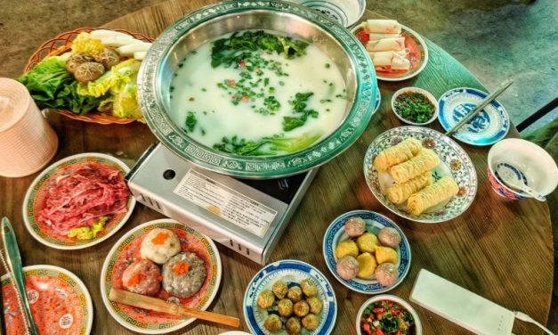 Eat Hong Kong Hot Pot at SUPPA 十下火鍋