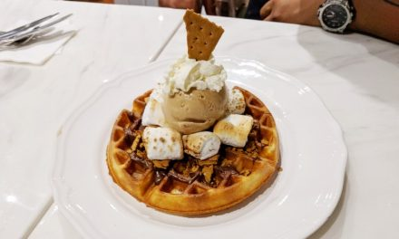 Eat Singapore Dessert at Twenty Grammes Cafe