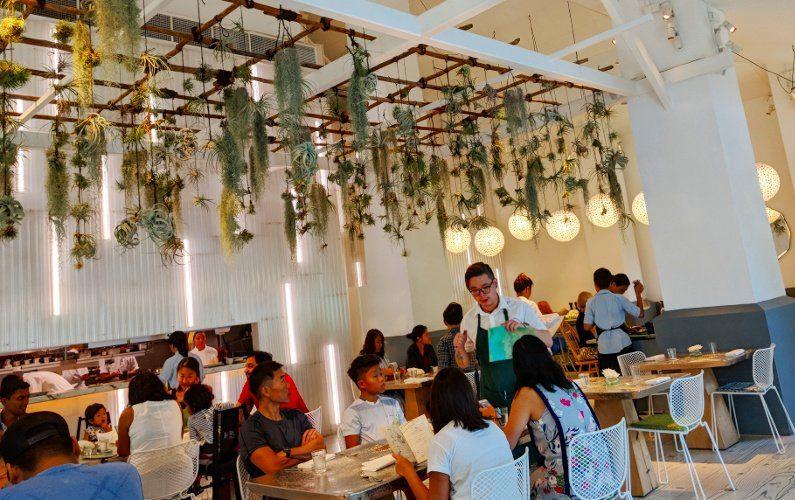 Interior COMO Cuisine Singapore