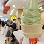 Eat Vivo City Matcha Soft Serve at McDonald's