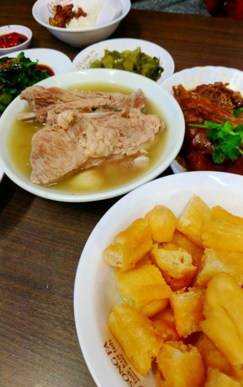 Meal Bak Kut Teh Song Fa Singapore 03