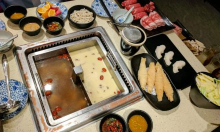 Eat Singapore Hot Pot at Beauty in the Pot