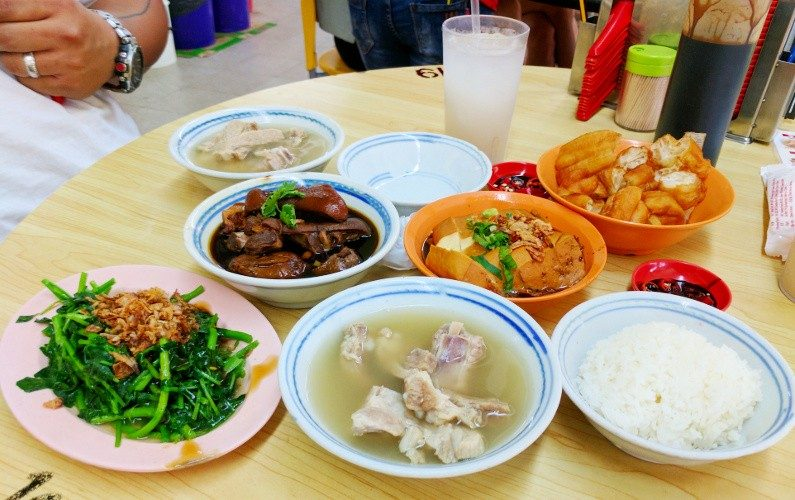 Meal Outram Park Ya Hua Rou Gu Cha Singapore 02