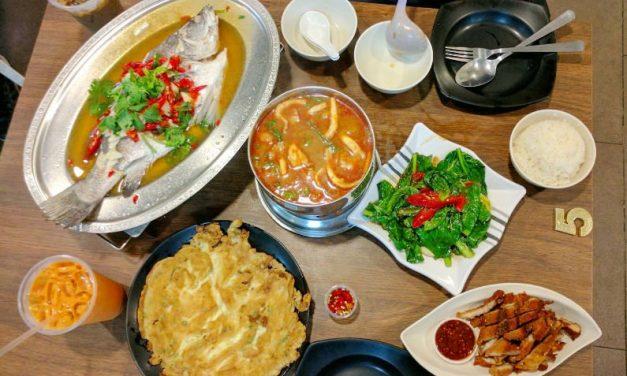 Eat Singapore Thai Food at Thai Tantric Authentic Thai Cuisine