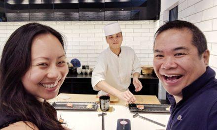 15 Reasons to Eat Singapore Sushi at Ryo