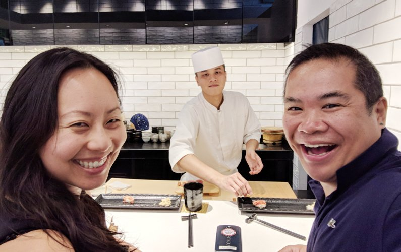 15 Reasons to Eat Singapore Sushi at Ryo