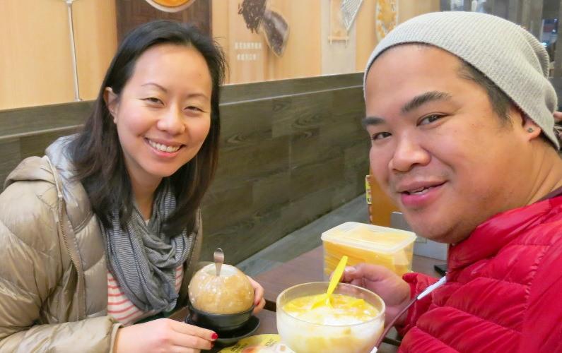 Eat Hong Kong Dessert at Hui Lau Shan Healthy Dessert