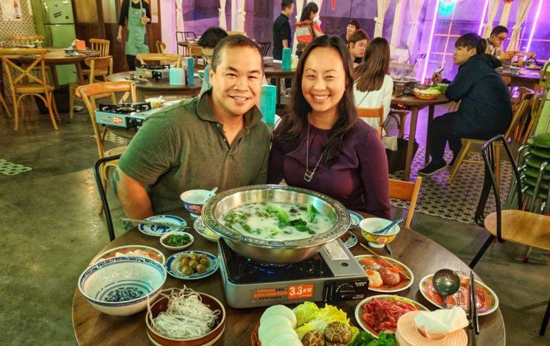 Nadia and JM Suppa Hong Kong China