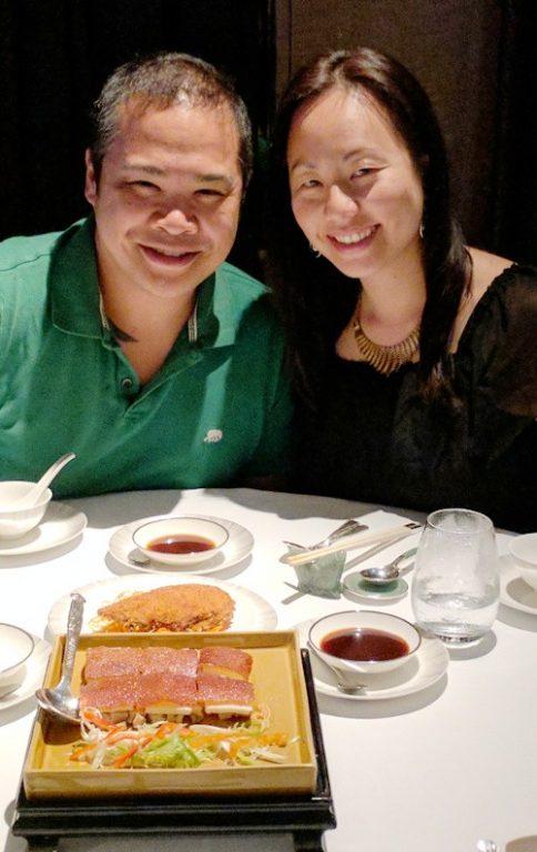 Nadia and JM Yan Toh Heen Hong Kong China