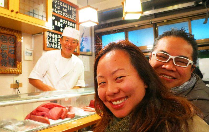 15 MUST Eat Tokyo Bites at Sushi Dai