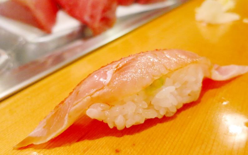 Nigiri Sushi Dai Tokyo Japan 02