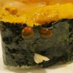 Eating in Tsukiji at Sushi Say Honten