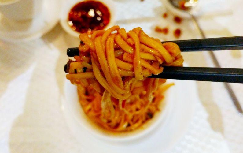 Noodles Wah Lok Singapore
