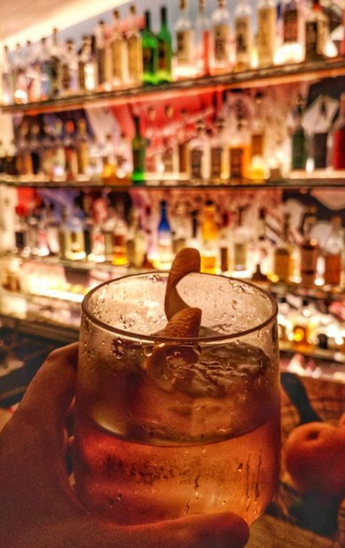 Old Fashioned at Junior Singapore