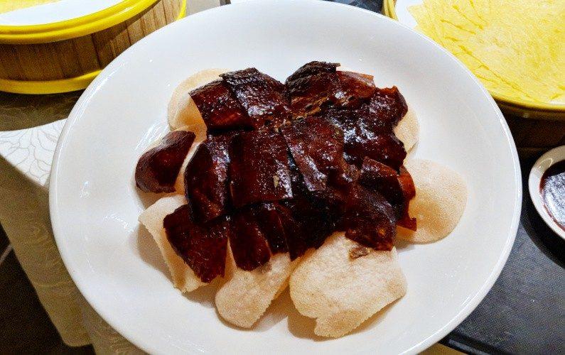 Peking Duck Skin Wah Lok Singapore