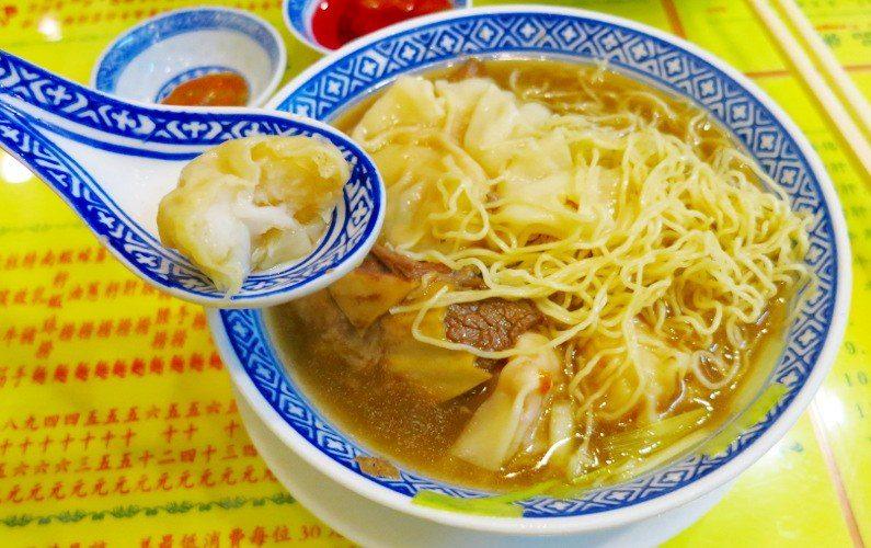 Pork Maks Noodle Hong Kong China 02