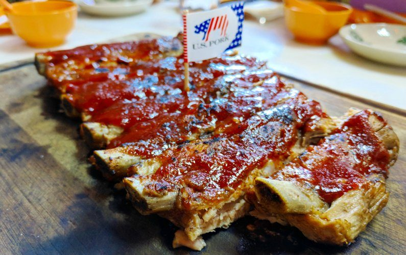 Pork Ribs New Ubin Singapore