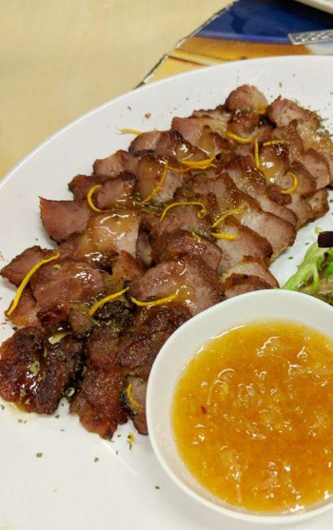 Pork Tung Po Kitchen Hong Kong