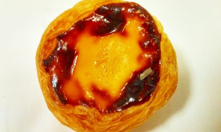 Eat Hong Kong Lord Stow's Egg Tart at EXpresso