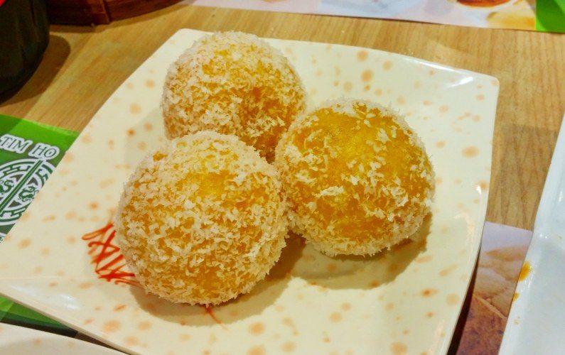 Red Bean Ball Tim Ho Wan Hong Kong China 02