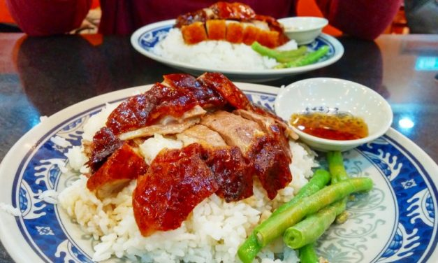 Eat Hong Kong Pork at Keung Kee Roasted Meat Restaurant
