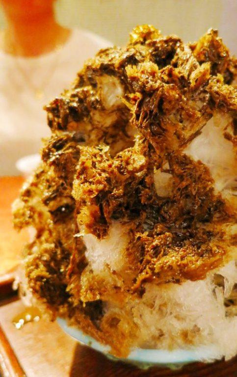 Shaved ice Yoriniku Tokyo Japan 02