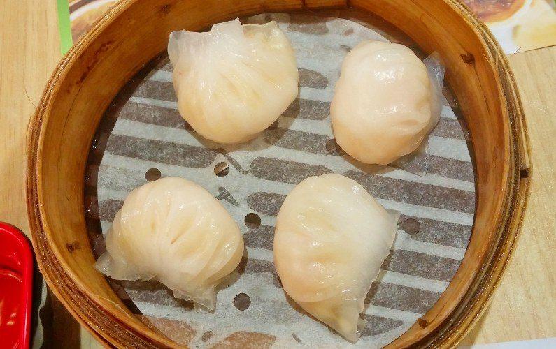 Shrimp Dumpling Tim Ho Wan Hong Kong China 05