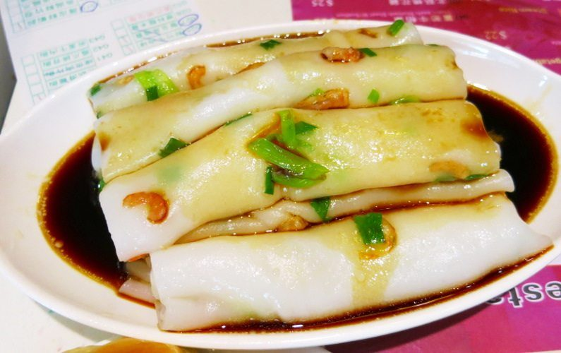 Shrimp Noodle One Dim Sum Hong Kong China