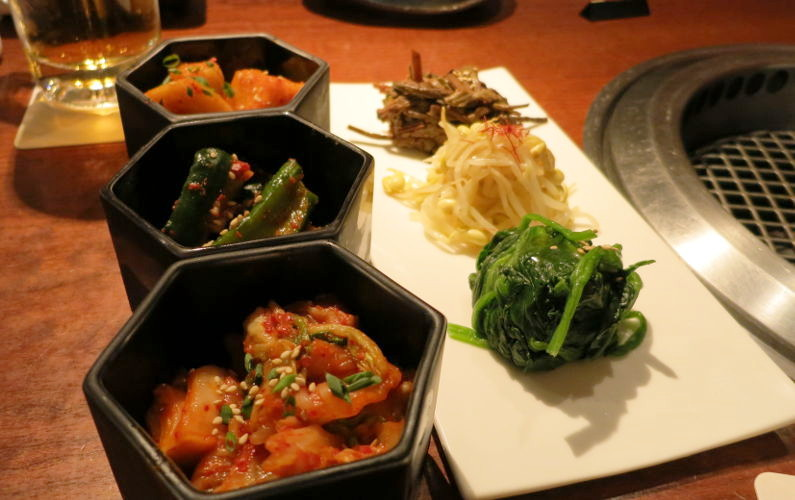 Side Dishes Yoriniku Tokyo Japan