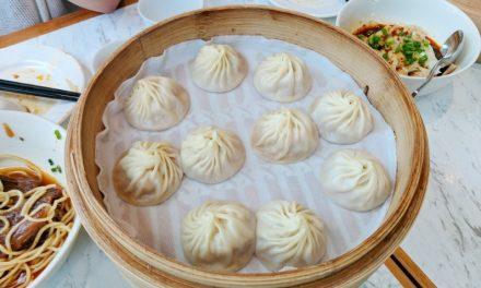 Eat Singapore Soup Dumplings at Din Tai Fung