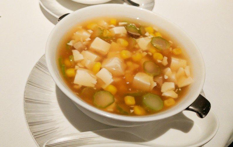Soup Yan Toh Heen Hong Kong China