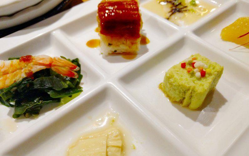 Tasting Plate Teppei Japanese Restaurant Singapore