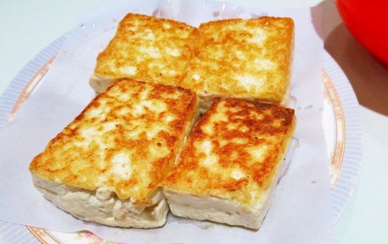 Tofu Yan Wo Dou Bun Chong Hong Kong China
