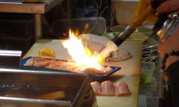 Eat Singapore Sushi Omakase at Teppei Japanese Restaurant
