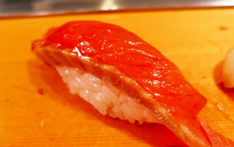 Tuna Nigiri Sushi Dai Tokyo Japan 02